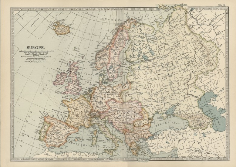 Imagined Geographies of Central and Eastern Europe. The Concept of Intermarium