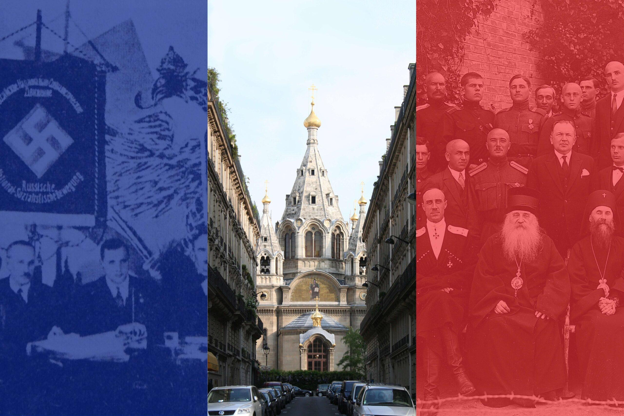 White Émigrés and International Anti-Communism in France (1918–1939)